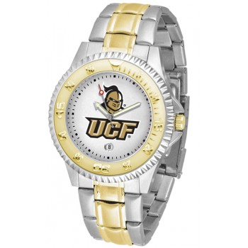 University Of Central Florida Golden Knight Mens Watch - Competitor Two-Tone