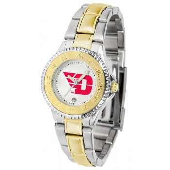 University Of Dayton Flyers Ladies Watch - Competitor Two-Tone
