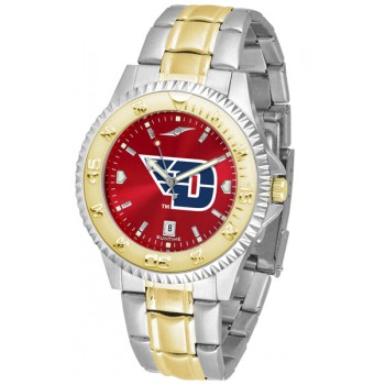 University Of Dayton Flyers Mens Watch - Competitor Anochrome Two-Tone