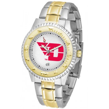 University Of Dayton Flyers Mens Watch - Competitor Two-Tone