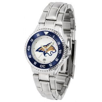 Montana State University Bobcats Ladies Watch - Competitor Steel Band