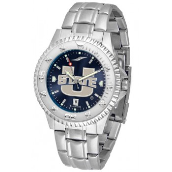 Utah State University Aggies Mens Watch - Competitor Anochrome Steel Band