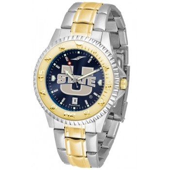 Utah State University Aggies Mens Watch - Competitor Anochrome Two-Tone