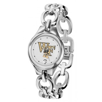 Wake Forest University Demon Deacons Ladies Watch - Gameday Eclipse Series
