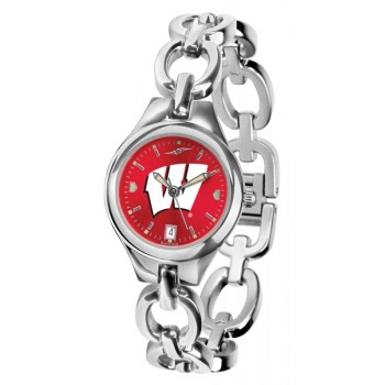 University Of Wisconsin Badgers Ladies Watch - Anochrome Eclipse Series