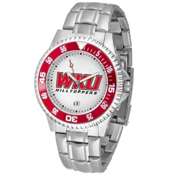 Western Kentucky Hilltoppers Mens Watch - Competitor Steel Band