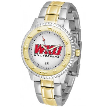 Western Kentucky Hilltoppers Mens Watch - Competitor Two-Tone