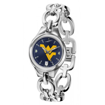 West Virginia University Mountaineers Ladies Watch - Anochrome Eclipse Series