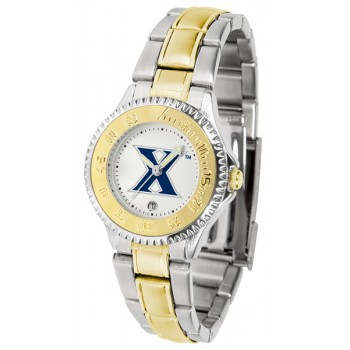Xavier University Musketeers Ladies Watch - Competitor Two-Tone