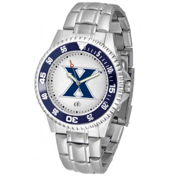 Xavier University Musketeers Mens Watch - Competitor Steel Band