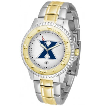 Xavier University Musketeers Mens Watch - Competitor Two-Tone