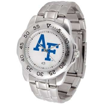 United States Air Force Academy Falcons Mens Watch - Sport Steel Band