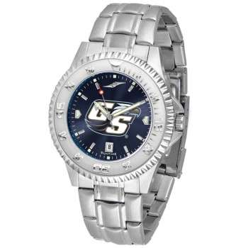 Georgia Southern University Eagles Mens Watch - Competitor Anochrome Steel Band