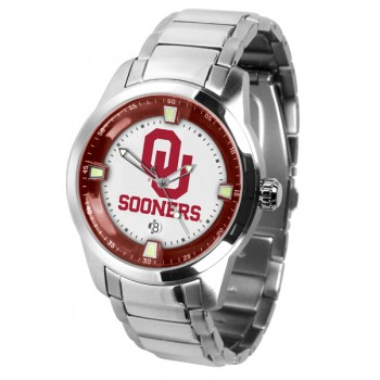 University Of Oklahoma Sooners Mens Watch - Titan Series