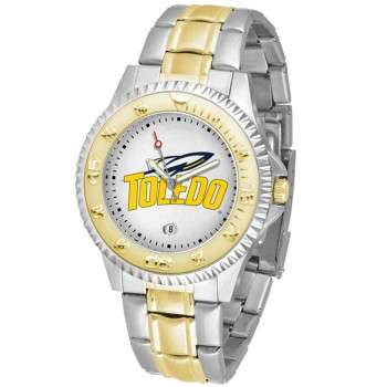 University Of Toledo Rockets Mens Watch - Competitor Two-Tone