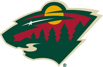 Minnesota Wild Logo Watches