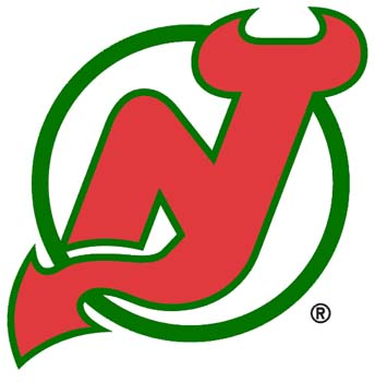 New Jersey Devils Logo Watches