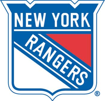 New York Rangers Logo Watches