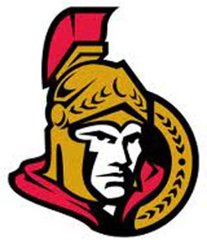 Ottawa Senators Logo Watches
