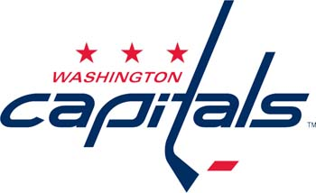 Washington Capitals Logo Watches