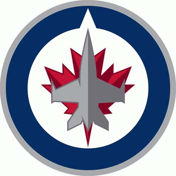 Winnipeg Jets Logo Watches